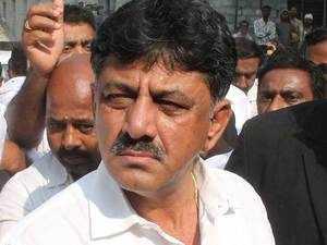 ED registers money laundering case against Karnataka minister D K Shivakumar