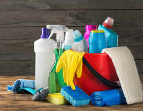 Did you know common household cleaners can make children overweight?