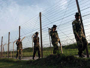 BSF jawan missing after unprovoked fire from Pakistan