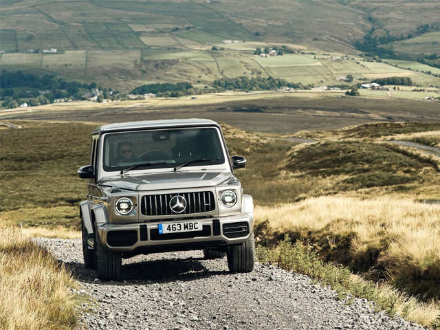 Mercedes-AMG to launch G63 in India on Oct 5, could be priced over Rs 2 cr