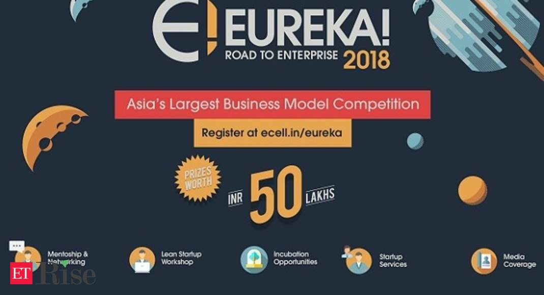 Is your idea an Eureka! Moment? - The Economic Times