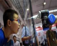 China shows a glimpse of automated future