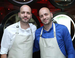 Michelin-starred Sühring twins wooed Delhi's culinary scene with a pop-up, but have no India plants yet