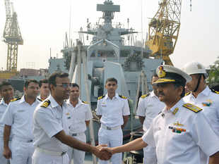 GRSE expects steady orders as Navy, Coast Guard aim at increasing capacity