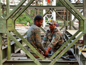 GRSE working on double-lane bailey bridges for Army