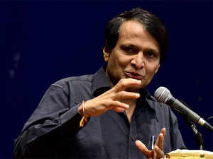 Suresh Prabhu seeks Arun Jaitley's help to boost flow of bank credit to exporters