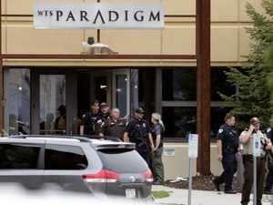 3 injured in Wisconsin workplace shooting; gunman dead
