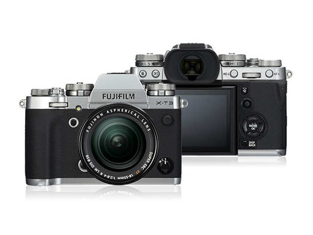Fujifilm unveils the X-T3 mirrorless camera at a starting price of Rs 117,999