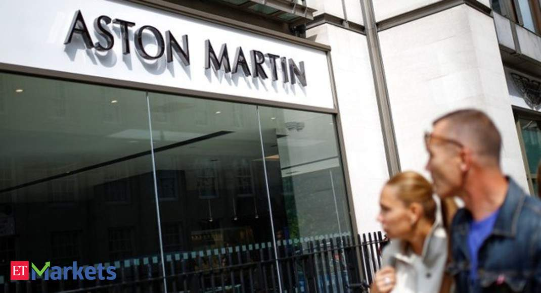Aston Martin Ipo Aston Martin Aims For 6 7 Billion October Ipo