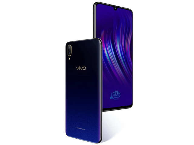 Vivo V11 Pro review: Smallest notch-ever, & company's cheapest offering with in-display fingerprint scanner