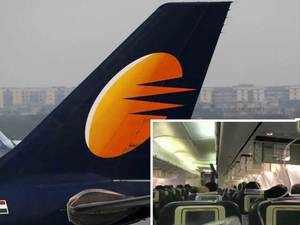 Watch: Jet Airways crew error bleeds air passengers