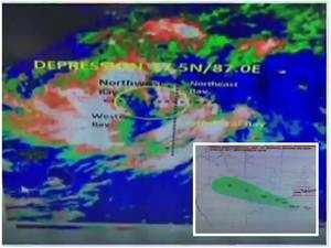 IMD issues cyclone warning for South Odisha, Coastal Andhra Pradesh