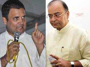 Rafale faceoff: Jaitley launches attack on Rahul Gandhi, says unfit for public life