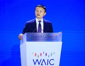 Now, Jack Ma wants Alibaba robots to serve in China's hotels