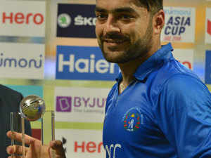 Rashid Khan stars in Afghanistan's 136-run win against Bangladesh