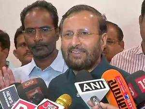 Surgical strike day: There should be no politicisation, Prakash Javadekar slams opposition