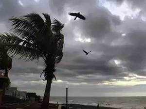 Cyclone Daye: Heavy rains cause waterlogging in several parts of Odisha