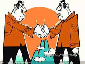 tie-up,-merger
