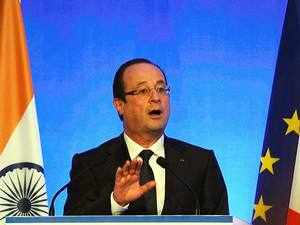 India proposed Reliance for Rafale deal, claims former French President Hollande