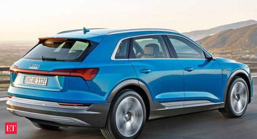 Autocar Show Audi E Tron First Look The Economic Times Video Et Now