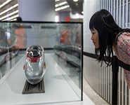 Hong Kong's new train service to China