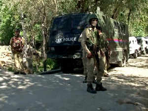 Massive search operation underway in Shopian, Pulwama districts