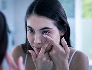Do you wear contact lenses? This infection can cause blindness