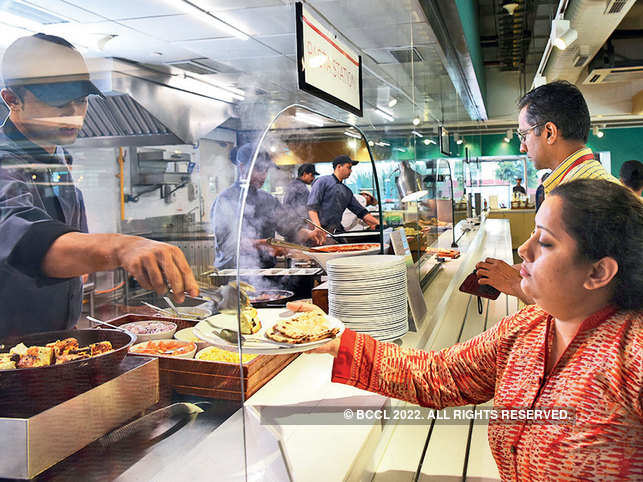 office canteen. How The Humble Office Canteen Is Witnessing A Gastronomic Makeover