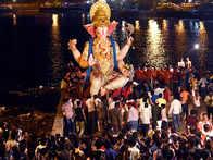 Ganesh Visarjan: People Bid Adieu To 'Nagpur Cha Raja' With Fervour