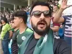Sang Indian national anthem as gesture of peace: Pakistan cricket fan