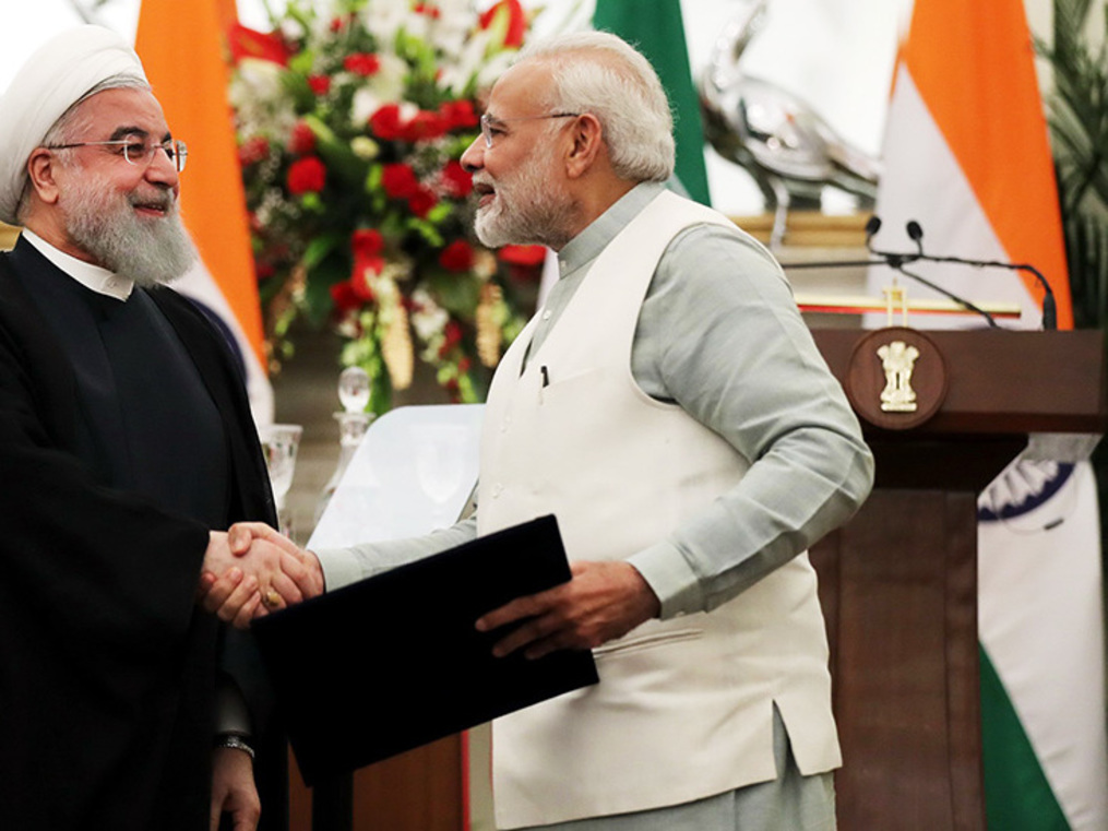 India is a likely victim of the US-Iran tussle. Unless it gets creative, including joining forces with China.