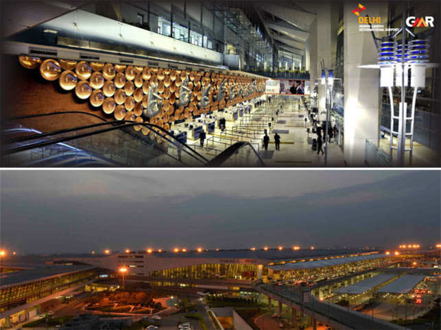 Delhi's IGI Airport 16th busiest in the world; over 6 cr passengers visited in 2017