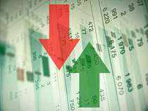 Stock market update: NBFCs mixed; DHFL rises, but Bajaj Finance cracks