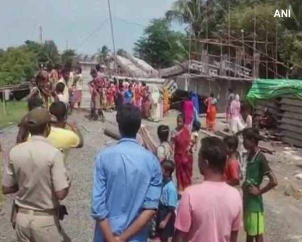 West Bengal: Another bridge collapses in south 24 Parganas, 1 injured