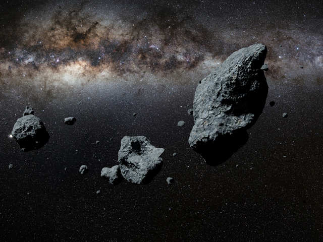 Japan creates history; successfully lands two rovers on an asteroid
