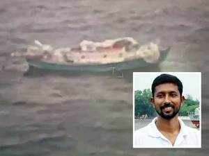 Indian Navy Commander Abhilash Tomy rescued by French vessel
