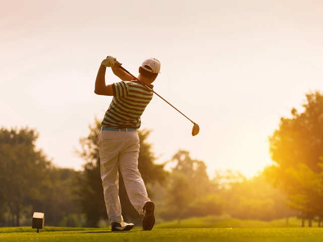 Another reason to play golf: It may add years to your life