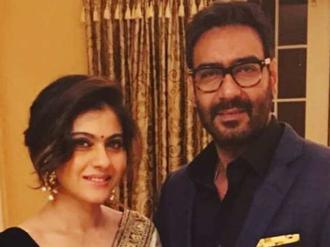 Ajay Devgn trolled for accidentally posting wife Kajol's phone number