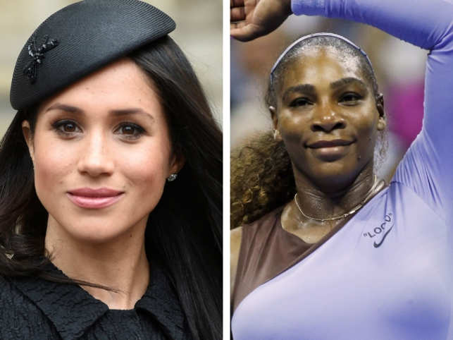 Relying on royalty  What makes Meghan Markle and Serena Williams BFFs  baaa0893b0e0