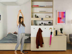 ori: Room-on-demand: How robotic furniture will transform your tiny ...