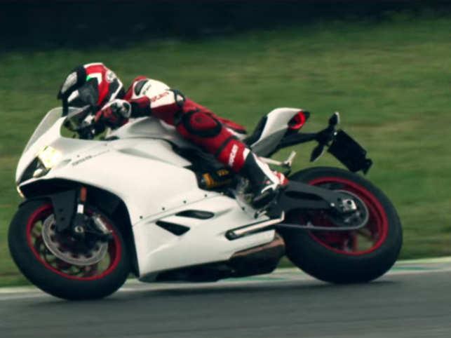 Ducati's 959 Panigale Corse