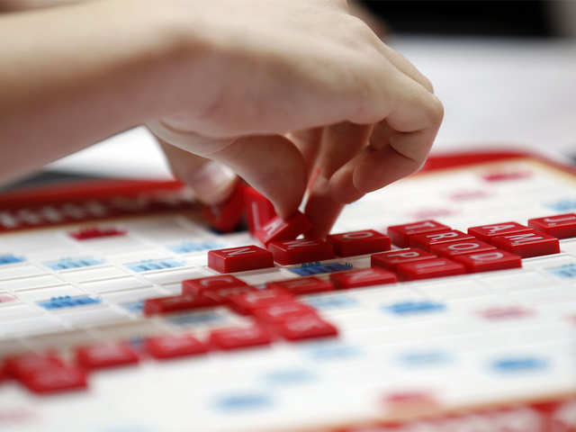 Scrabble's ok with two more 2-letter words