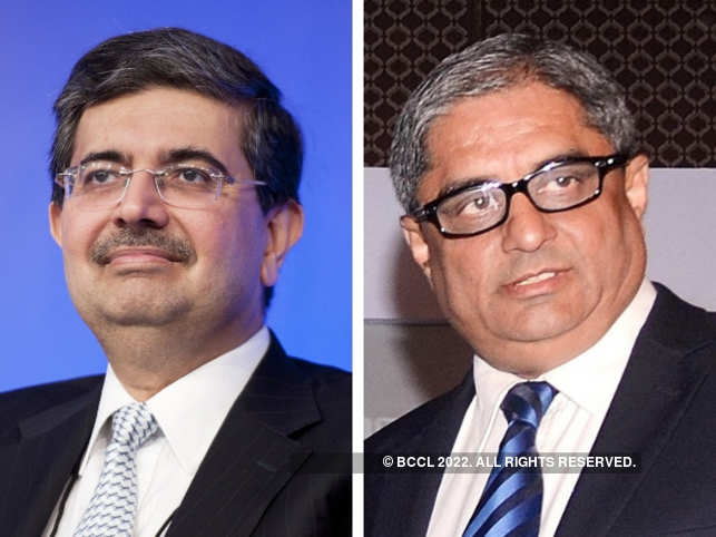 What do bankers Uday Kotak, Aditya Puri bank on at work?