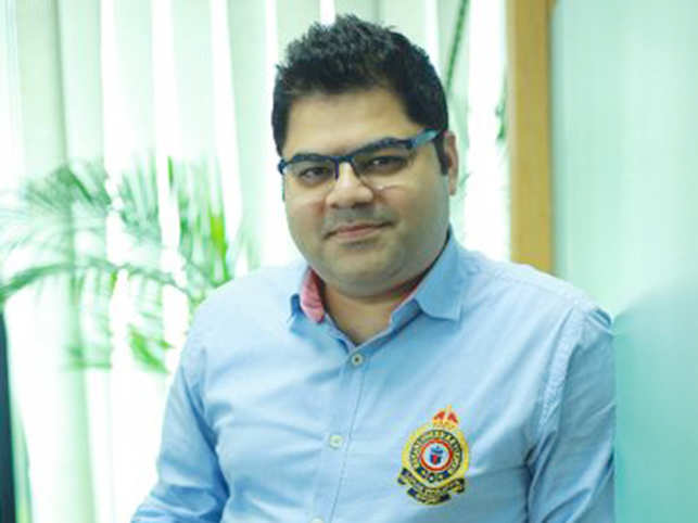 Deepak Sahni, CEO of Healthians,