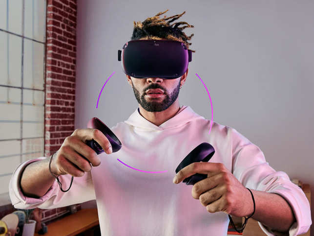 oculus quest: Facebook makes VR interesting, unveils