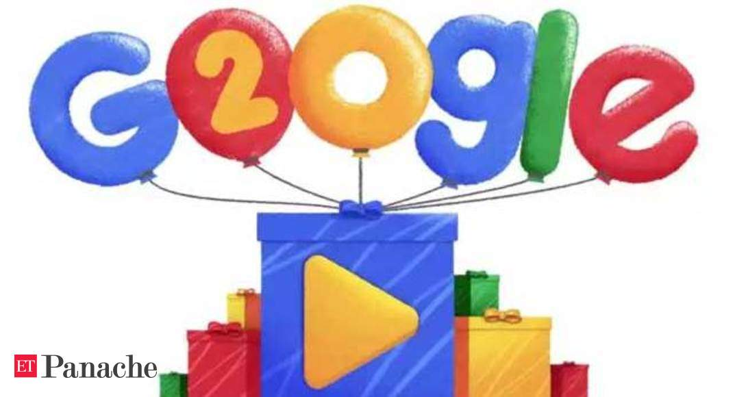 Google Celebrates 20th Birthday With An Adorable Doodle Video The