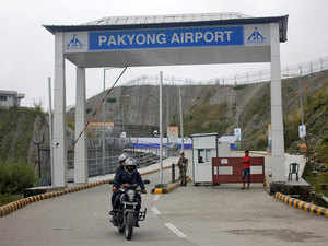 Sikkim's Pakyong airport opens new door for Eastern Himalayan tourism business