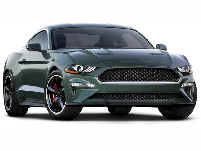 Ford 'Bullitt' Mustang: Ford 'Bullitt' Mustang review: Sound