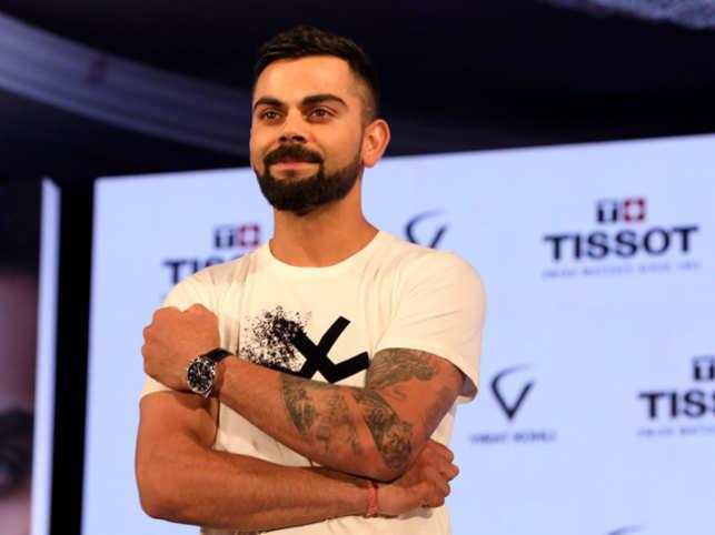 Tissot launches special Virat Kohli edition Tissot Chrono XL Classic