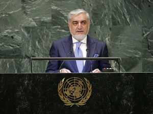 Pakistan continues to support Taliban: Afghan leader